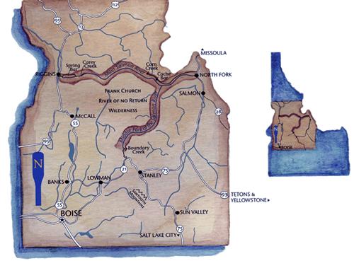 map-white