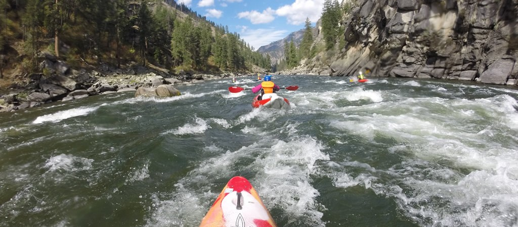 understanding the whitewater scale
