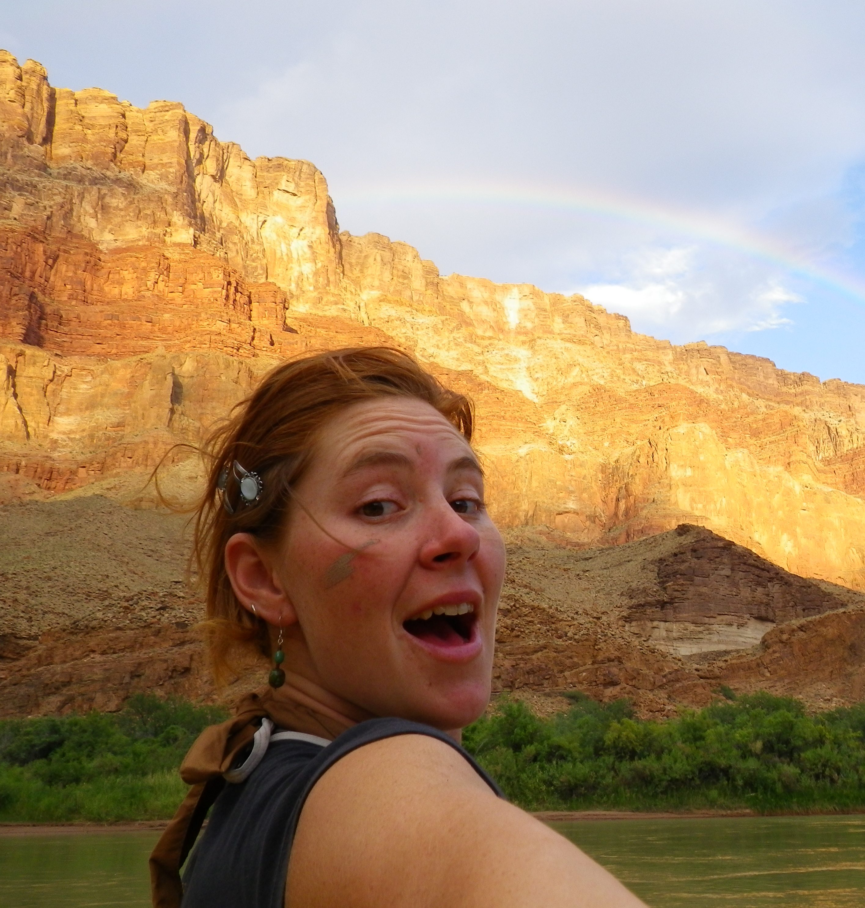 Ariana Lowe canyons river guide manager