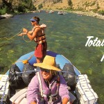 fishing rafting