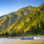 rafting trip salmon river