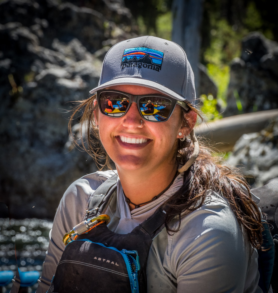Tessa Greer Canyons River Guide