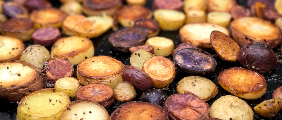 Cast Iron Idaho Potatoes