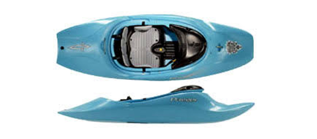 Dagger kayak Crazy 88