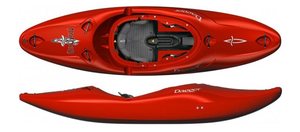 Dagger kayak Mamba