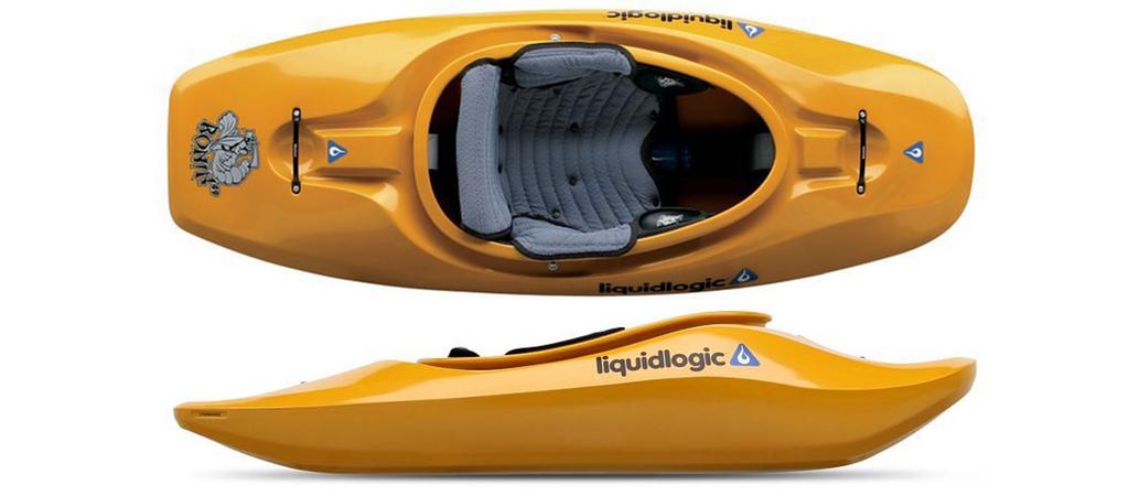 Liquid Logic Ronin 49 kayak