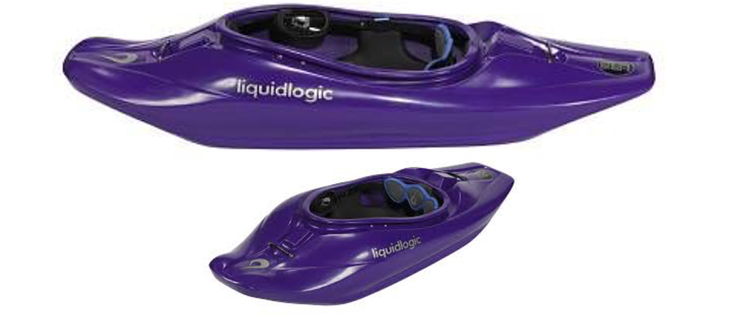 Liquid Logic Vision 56 kayak
