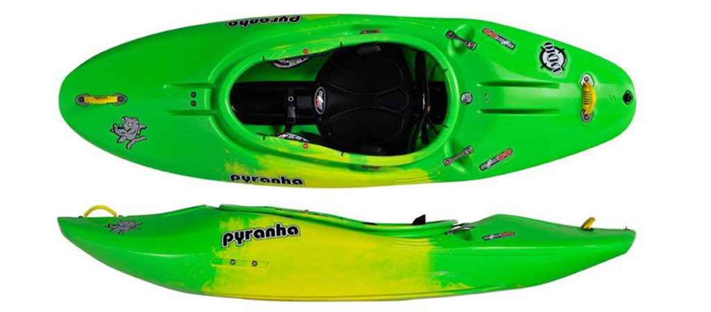 Pyrahna kayak Ammo