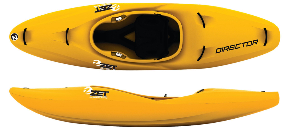 zet director kayak