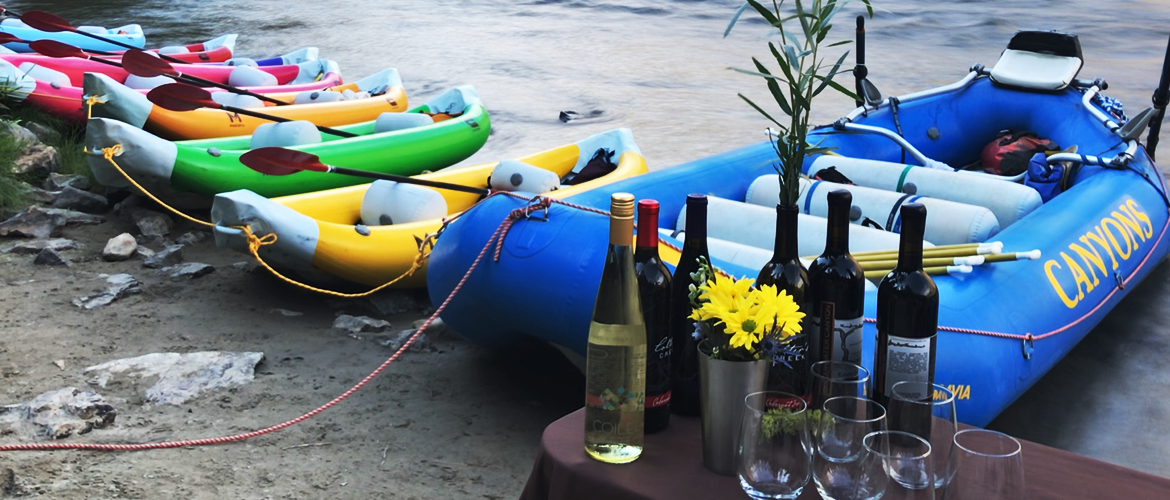 Lgbtq rafting with wine tasting